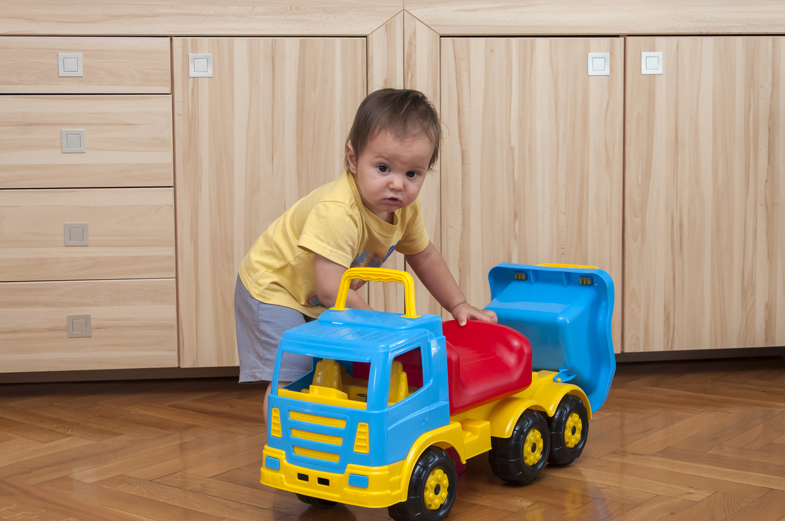 Toys For 12 18 Months Old : Developmental activity a day months teis inc