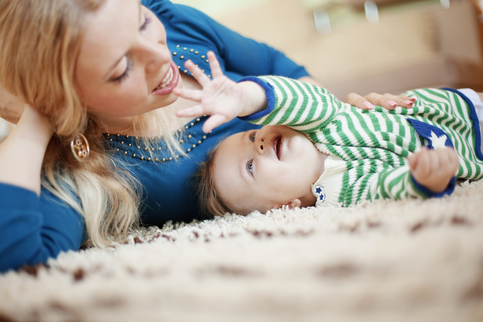 Developmental Activity A Day 6 9 Months Teis Inc