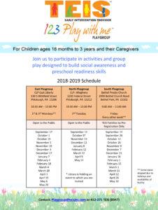 teis playgroup flyer 2018 2019