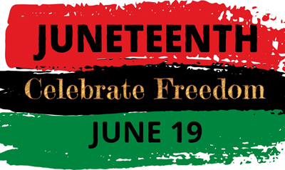 Juneteenth Celebrate Freedom