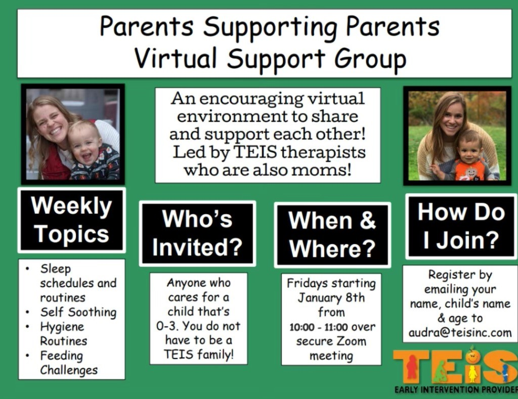 Parents Virtual Support Group