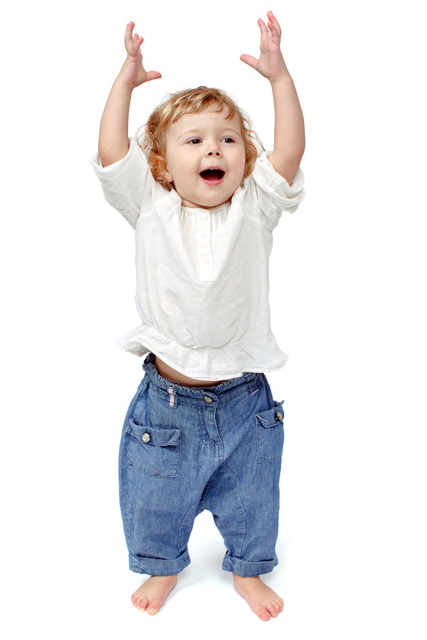 Child Dancing for Healthy Activity